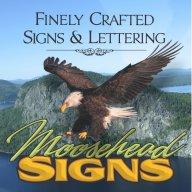 Moosehead Signs
