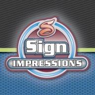 Sign Impressions