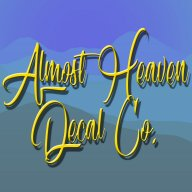 Almost Heaven Decal Co