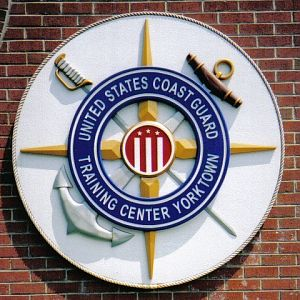 USCG Training Center, Yorktown, VA